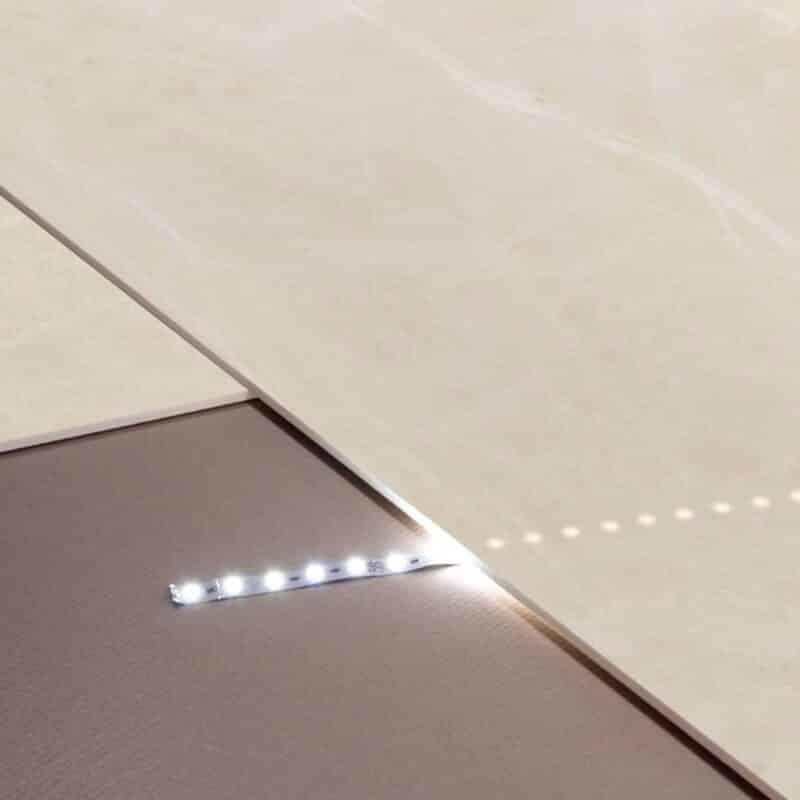 What is Thin Porcelain Tile 6 really thin tile led light design ideas lwstone
