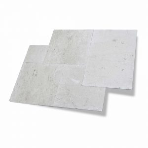 Shell Beige French Pattern Limestone Paver 8 Shell Beige French Pattern Paver Product Pic