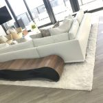 White-Wood-Limestone-Living-Room-Project-with-carpet