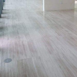 White Wood 22 White Wood Limestone Livingroom Floor Application