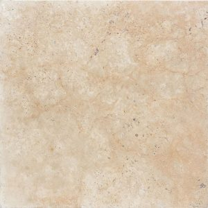 "Ivory 16""x16"" Travertine Paver 5 16x16 Ivory Premium Select Tumbled Travertine Paver"