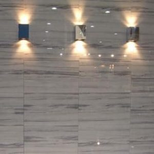 Bianco Vena 11 Bianco Vena 12x24 Marble Tile Wall Design Pic