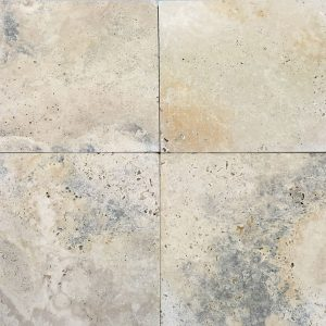 "Country Classic 24""x24"" Travertine Paver 16 Country Classic 24x24 Paver Product Pic"