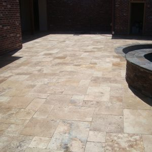 Country Classic 7 Country Classic French pattern Paver jobside design pic