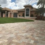 Gold-6×12-Travertine-Front-of-House-Design-Pic