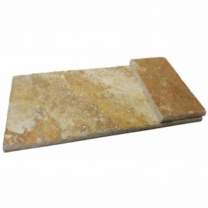 Gold Bullnose Pool Coping 16 Gold Bullnose Pool Copings Product Pic