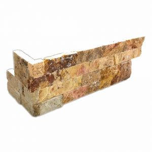Gold Splitface Ledger Corner 14 Gold Splitface Ledger Panel Corner Product Pic