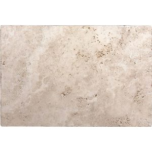 "Ivory 16""x24"" Travertine Paver 9 Ivory 16x24 Travertine Paver Product Pic"