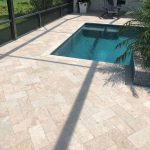 Ivory-6×12-Travertine-Paver-Jobside-Pic