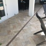 Ivory-6×12-Travertine-Paver-Patio-Project-Pic