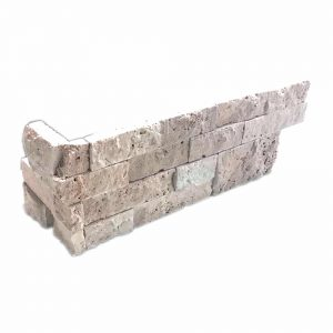 Ivory Splitface Ledger Corner 4 Ivory Splitface ledger panel corner Product Pic