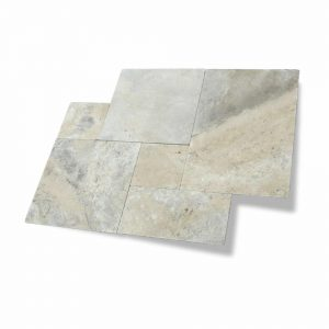 Kashmir French Pattern Travertine Paver 15 Kashmir Travertine French Pattern Product Pic