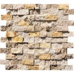 Mix-1×2-Travertine-Splitface-Ledger-Product-Pic