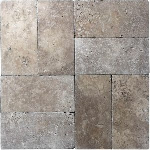 "Noche 6""x12"" Travertine Paver 12 Noche 6x12 Travertine Paver Product Pic"