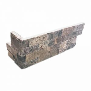 Silver Splitface Ledger Corner 19 Silver Splitface ledger panel corner Product Pic
