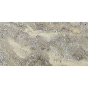"Silver 12""x24"" Travertine Paver 2 Silver Travertine 12x24 Paver product Pic"