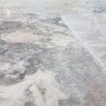 Silver-Travertine-french-pattern-Tile-Closeby-Pic