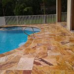 Valencia-Travertine-French-Pattern-Paver-Outdoor-Poolside-Floor-Pic