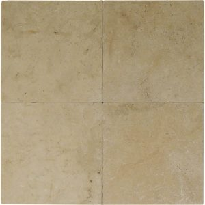 "Walnut 16""x16"" Travertine Paver 3 Walnut 16x16 Travertine Paver Product Pic"