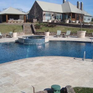 Walnut 10 Walnut French pattern Paver Luxury House Floor poolcoping design Pic