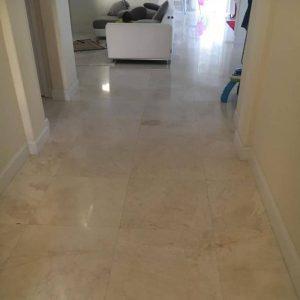 Desert Pearl 6 Desert pearl Marble Tile Floor Jobside Livingroom Picture