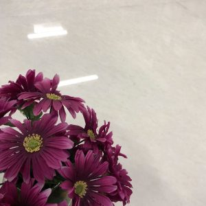 Diamond White 6 Diamond White Polished Surface Marble Tile Closeby Picture
