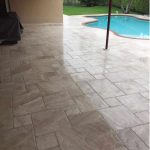 Fantastic-Royal-French-Pattern-Tile-Outdoor-Design-Pic
