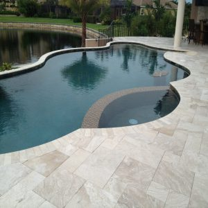 Fantastic Royal 14 fantastic royal french pattern paver Pool Design Picture