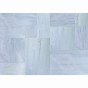 Ice White French Pattern Marble Tile 11 Ice White French Pattern Marble Tile Product Pic