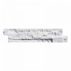 Ice White Splitface Ledger Panel 18 Ice White Splitface ledger panel product pic