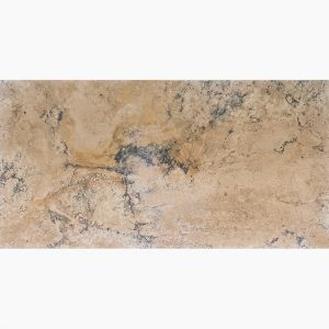 "Country Classic 12""x24"" Travertine Paver 6 12x24 Country Classic Premium Select Tumbled Travertine Paver"