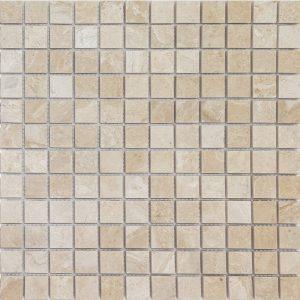 """Diana Royal 1""""x1"""" Marble Mosaic 2 1x1 Diana Royal Polished Marble Mosaic"""