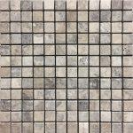 1×1-Silver-Tumbled-Travertine-Mosaic