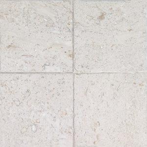 "Shell Beige 6""x6"" Limestone Tile 7 6x6 Shell Stone Premium Select Tumbled Limestone Tile"