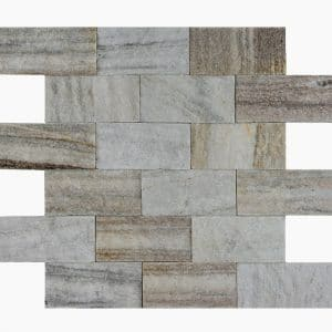 Skyline 6 2x4 Skyline Marble Mosaic