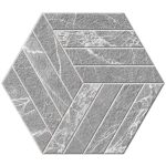 "Diamante Grey 8""x9"" Porcelain Tile 1 Diamante Grey 8x9 Devon porcelain tile"