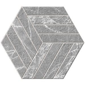 "Diamante Grey 8""x9"" Porcelain Tile 15 Diamante Grey 8x9 Devon porcelain tile"
