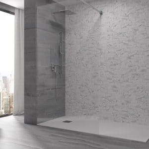 Diamante 9 Diamante Grey porcelain tile mixed project tile 3