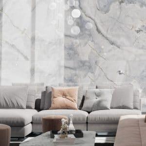 Eunoia 7 EUNOIA Gris porcelain rectified tile project pic