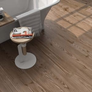 Inwood 6 Inwood Roble 8x48 porcelain rectified tile project pic