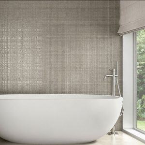 Soft 13 SOFT Gris Porcelain Rectified tile project pic 2