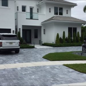 Tahoe 13 Tahoe Marble 6x12 Driveway Project Pic