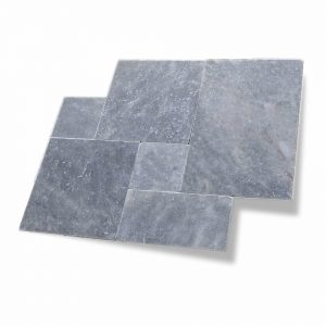 Tahoe French Pattern Marble Paver 9 Tahoe Marble Paver French pattern Paver Product Pic