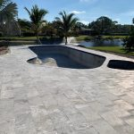 Tundra-Gray-12×24-Marble-Paver-Poolside-Backyard-Project-Pic