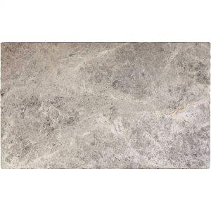 "Tundra Gray 12""x24"" Marble Paver 10 Tundra Gray Marble 12x24 Paver Product Pic"