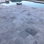 Tundra-Gray-Marble-French-Pattern-Paver-Poolside-Project-Pic