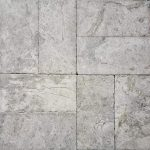 "Tundra Gray 6""x12"" Marble Paver 2 Tundra Gray Marble Paver 6x12 Product Pic"