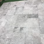 Tundra-Grey-Paver-Garden-project-Jobside-Pic-2