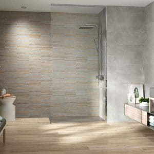 Evo 10 evo grey 36x36 porcelain rectified tile project pic 2