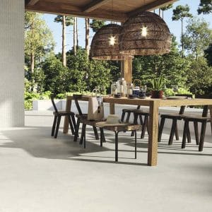Evo 5 evo sand 36x36 porcelain rectified tile project pic 3